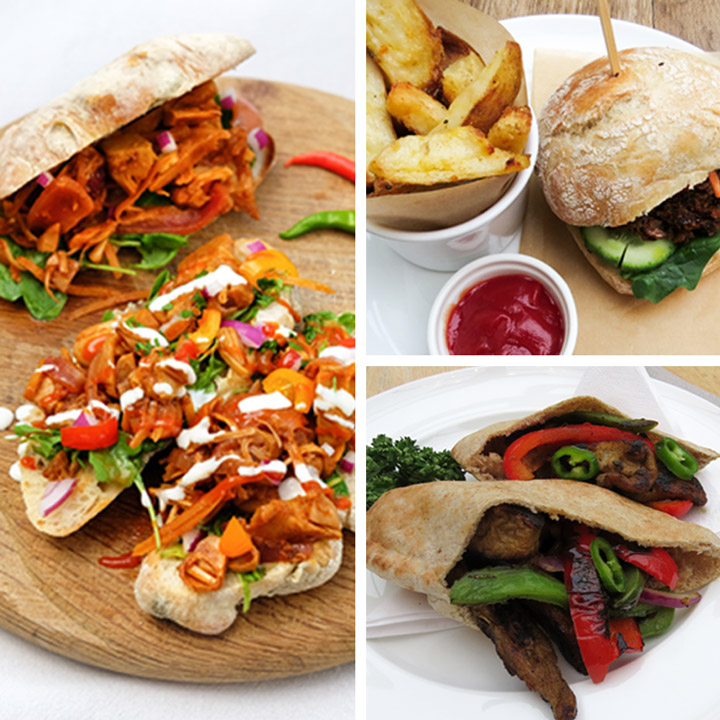 vegan street food ourlizzy - vegetarian cookery school midlands