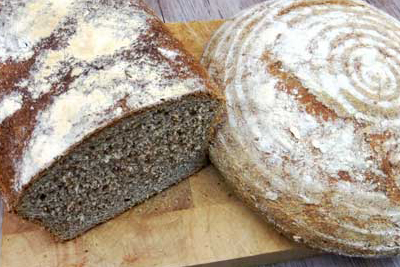 Bread Making - vegetarian vegan course