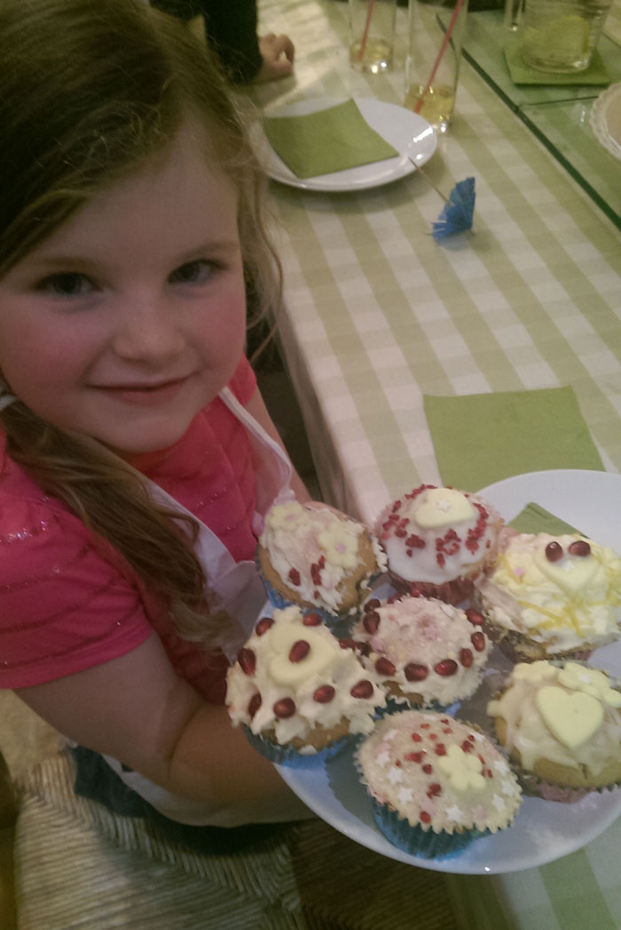 fun vegetarian cookery school children cook party  - special occasion malvern