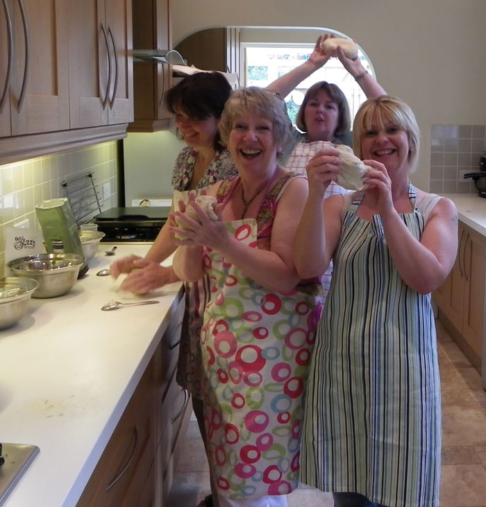 fun vegan bespoke cookery party - special occasion malvern