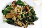eat your greens - vegetarian vegan recipe