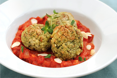 Middle Eastern Cookery - vegetarian vegan course