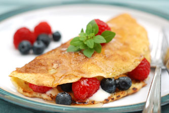 pancakes-vegan - vegetarian vegan recipe